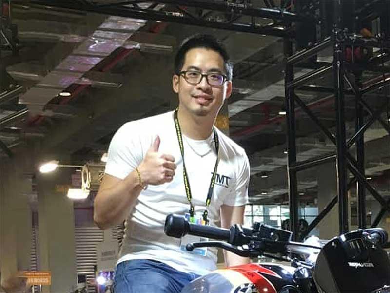 Mr Johnny Chen